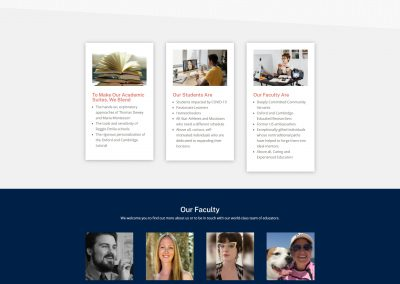 Northern Hall School Website